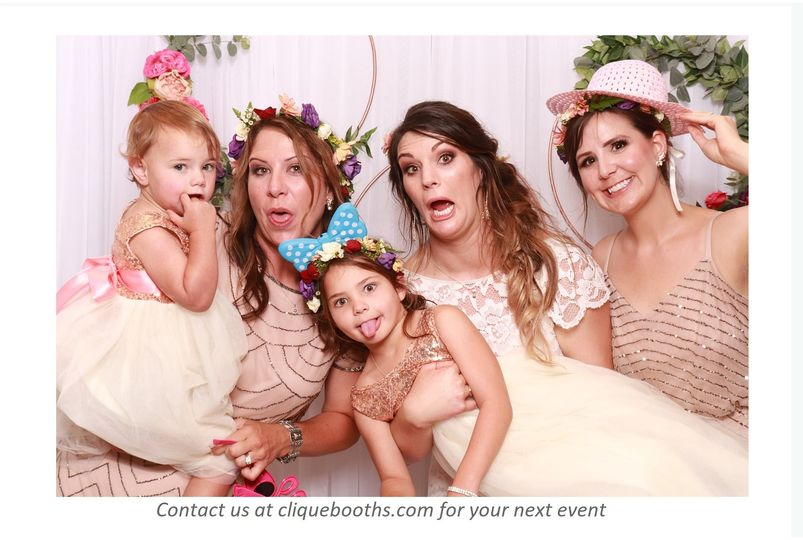 Photo Booths The Clique Luxury Photobooths 29
