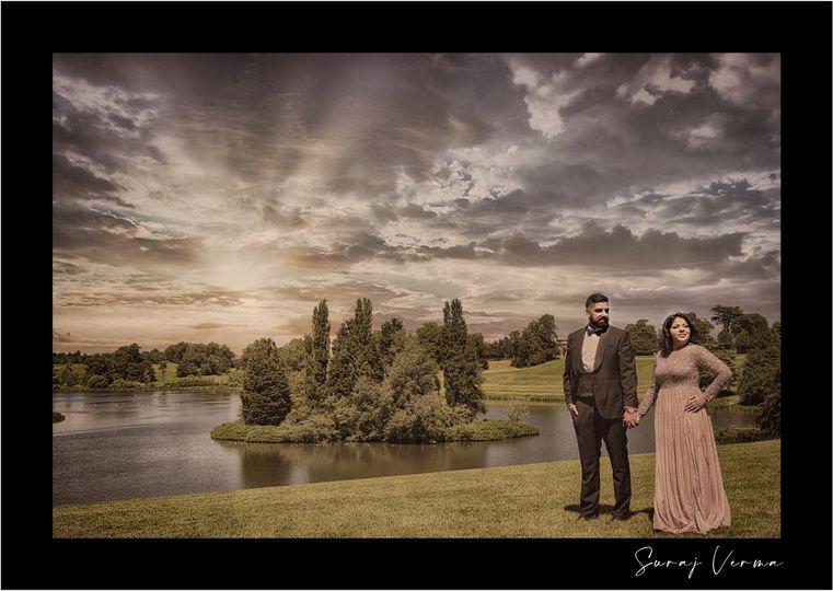 Fineart Cloudy By Suraj Verma