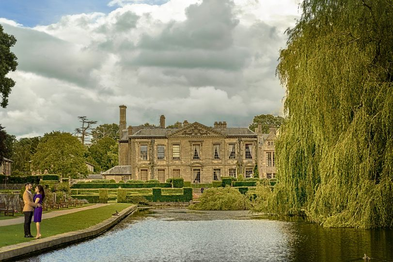 Engagement shoot Coombe Abbey