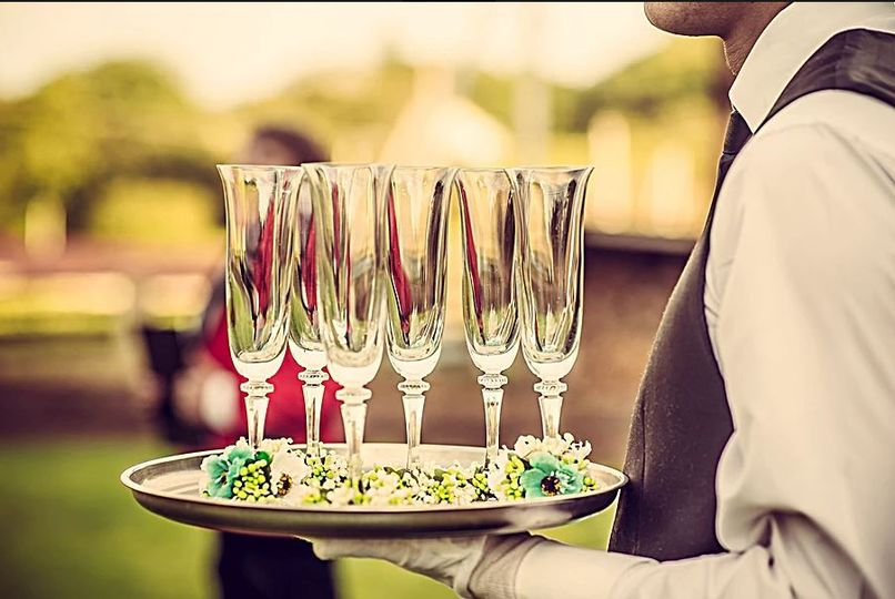 Mariage Fete Champagne