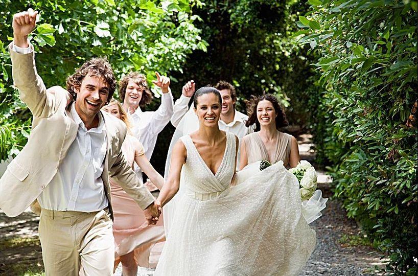Mariage Fete wedding party