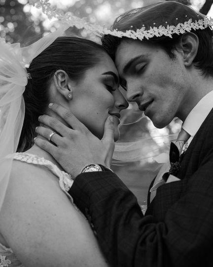 Veiled in love