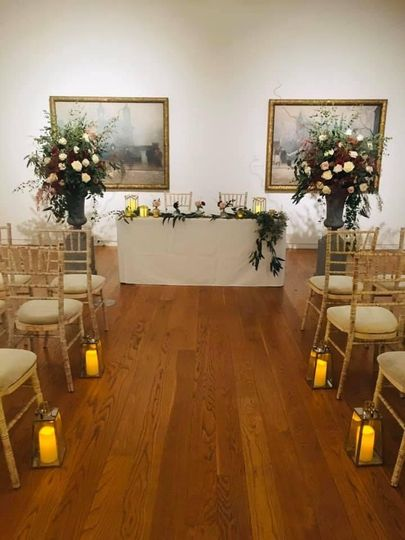 Gallery 16 - top table