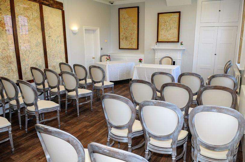 Jacobean Room