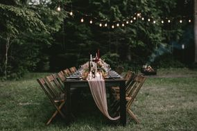 The Timeless Table Venue Styling