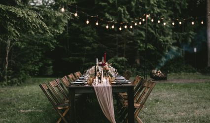 The Timeless Table Venue Styling 1