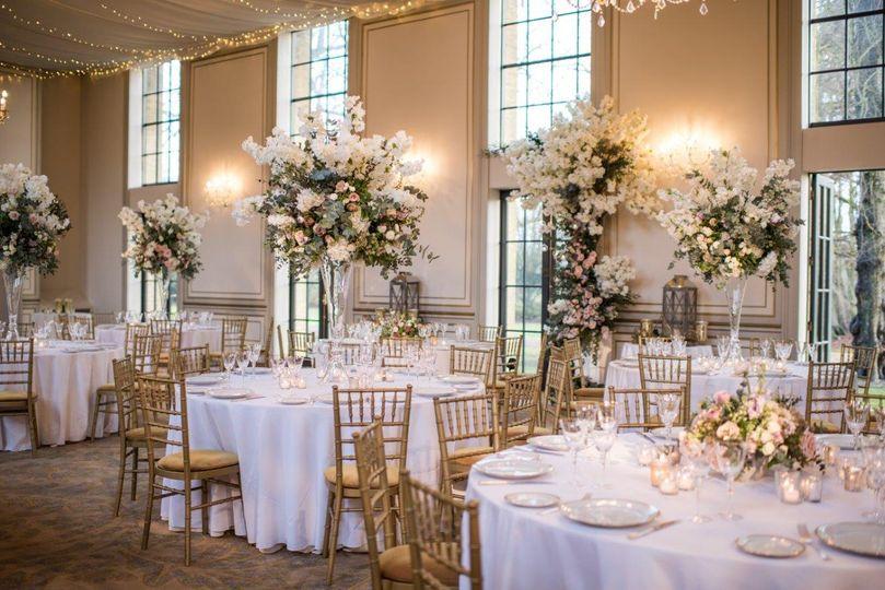 Orangery ballroom