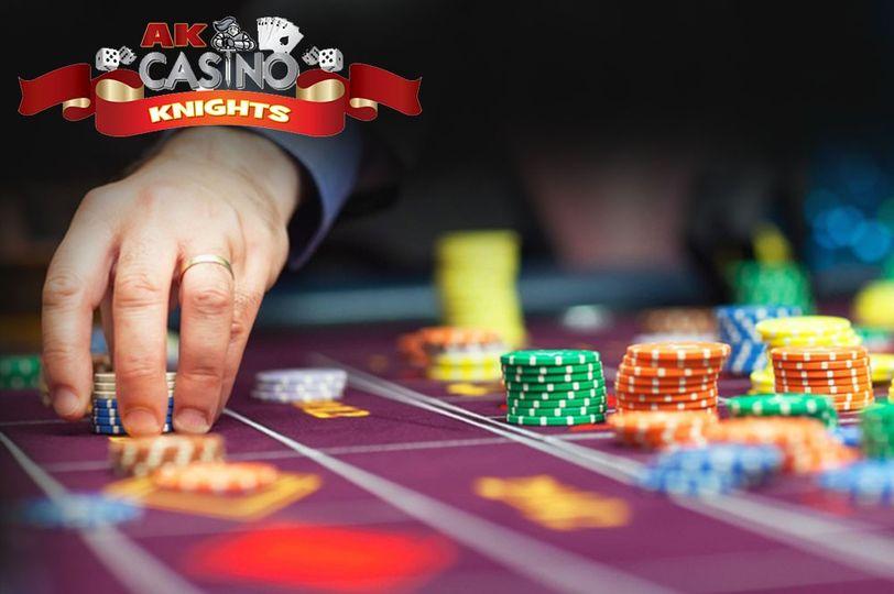 A K Casino Knights Roulette