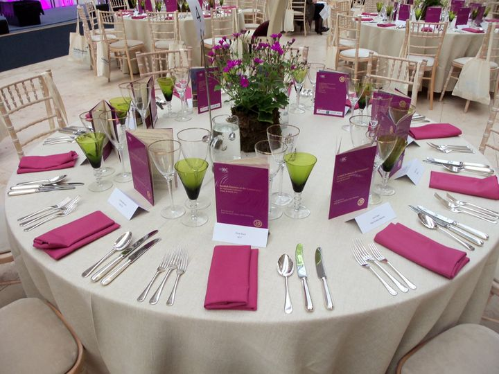 Whitehouse Event Crockery