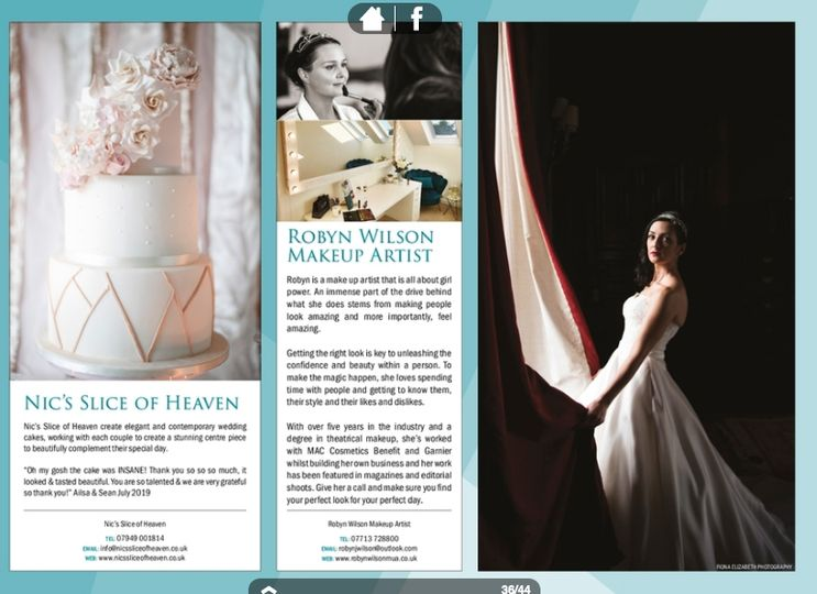 Bridal MUA Listing