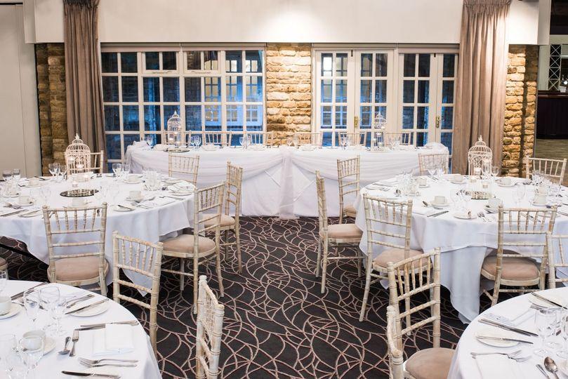 The Ballroom - small wedding