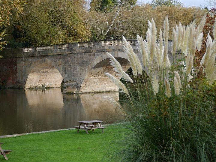 Historic bridge