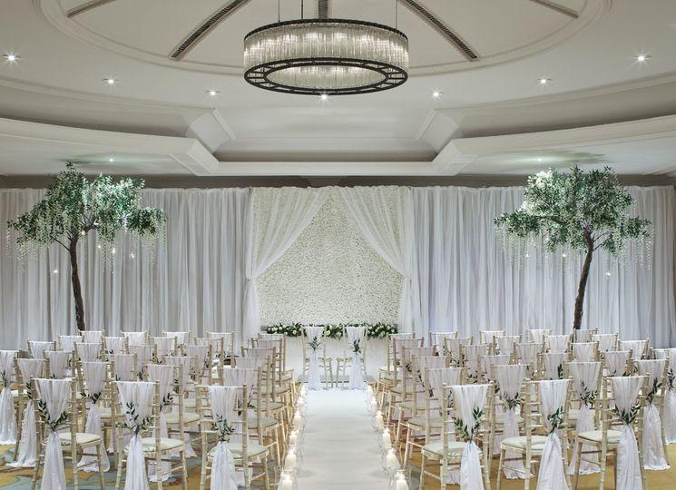 St Pierre Suite Wedding