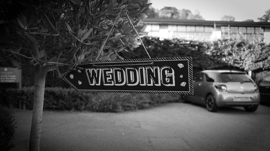 Wedding day at Wood Norton