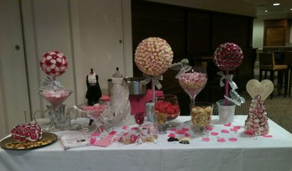 Candy Creations Solihull Borough - Sweet Table 1