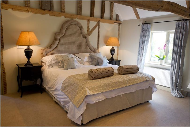 Bridal suite and guest accommodation for bridal