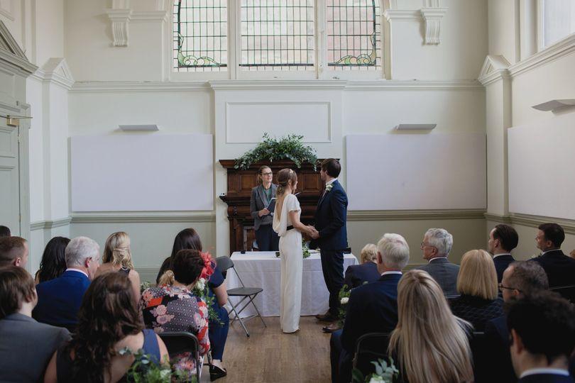 A ceremony