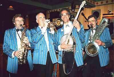 20s Style quartet