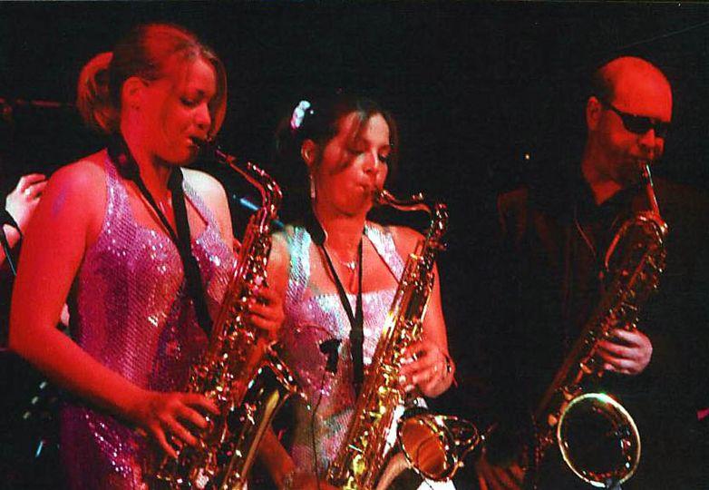 Soul Band Sax