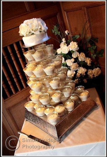 Vintage Cake Buffets