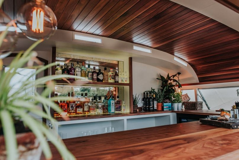 Inside Our bar