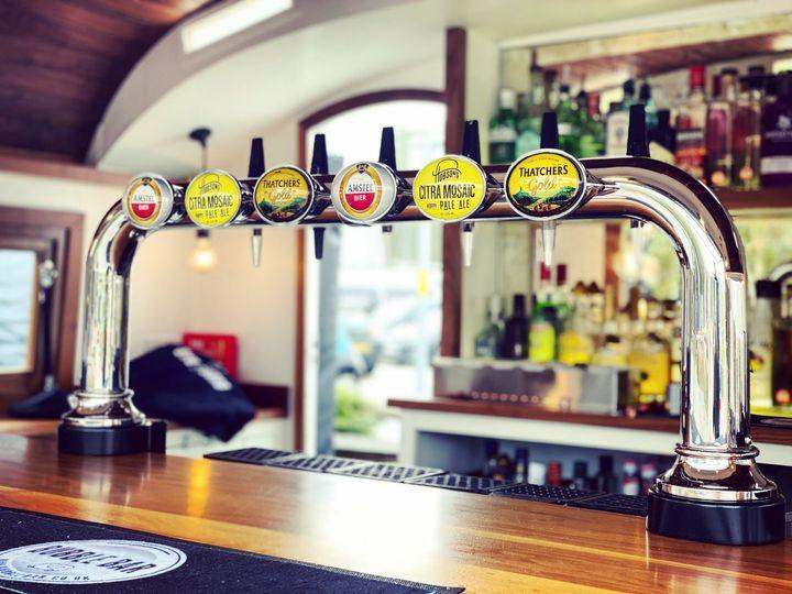 6 taps = less queuing more fun