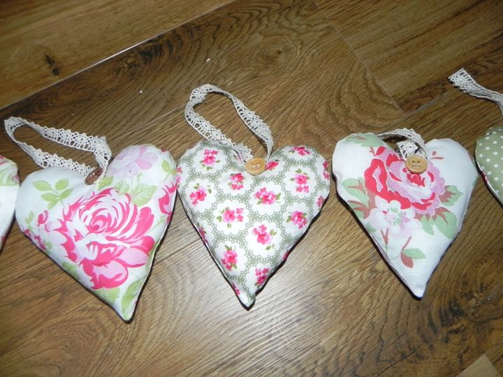 Personalised handmade favours