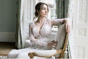 Emma Page Wedding Hair & Makeup