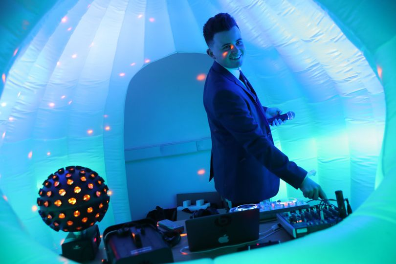DJ Ben Prescott