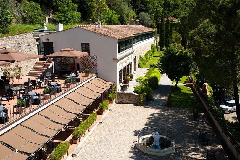 FH Villa Fiesole Hotel 16