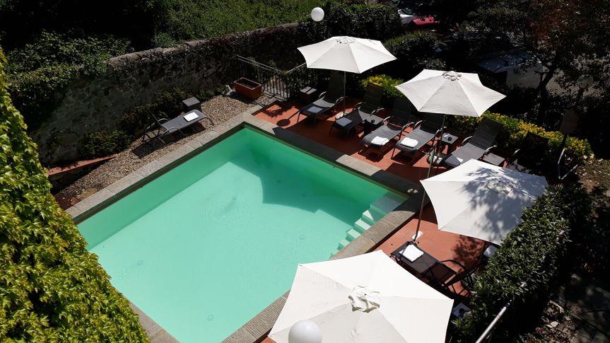 FH Villa Fiesole Hotel 15