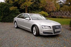 BK Executive Wedding Cars