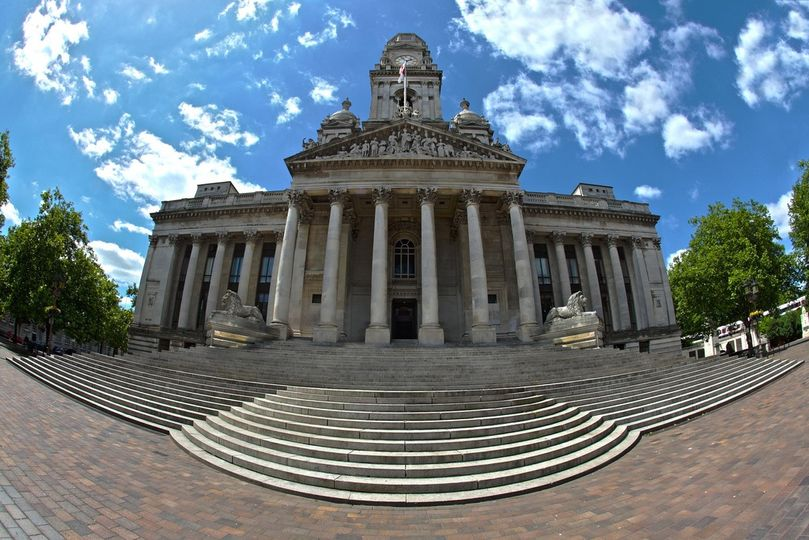 Portsmouth Guildhall