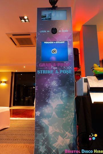 Photo Booths Bristol Disco Hire 16