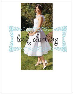 Look Darling image logo