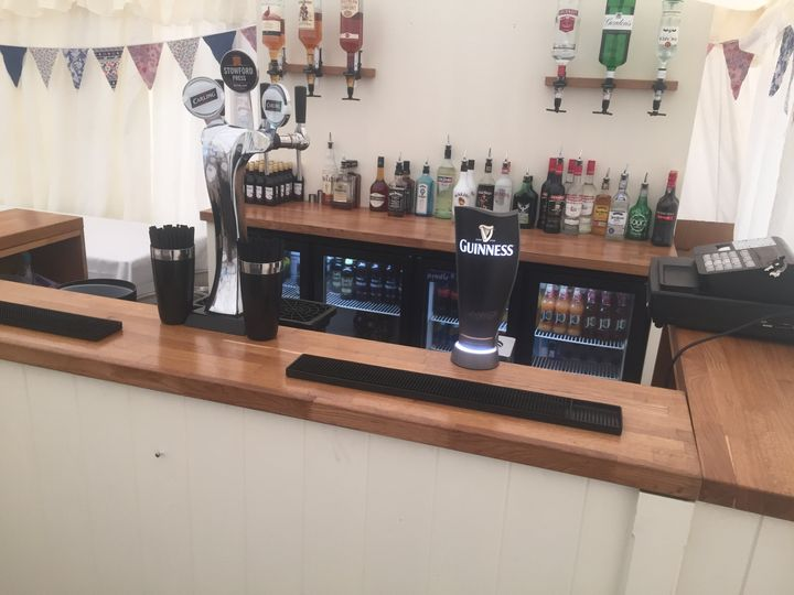 Bar hire for any event