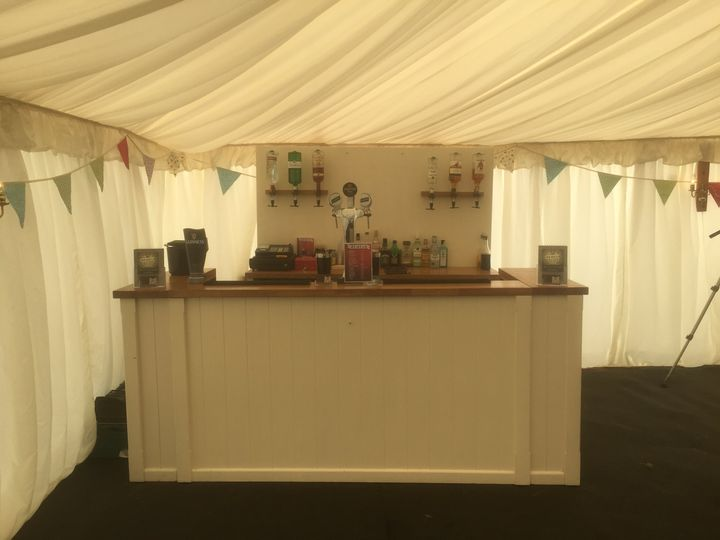 Bar hire for any event frnt