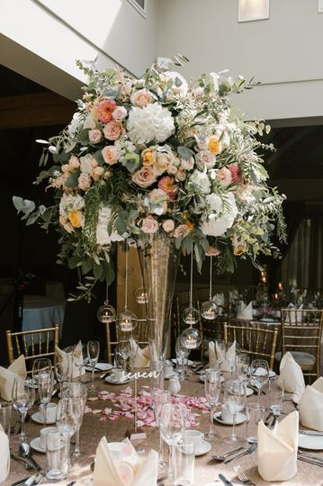 Florist Kelly Louise Floral Artistry 9