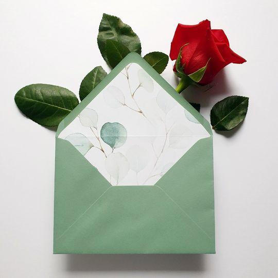 Talise envelope liner