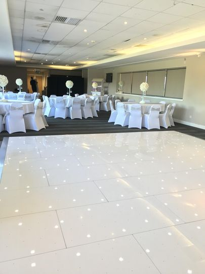 LED dance floor packages