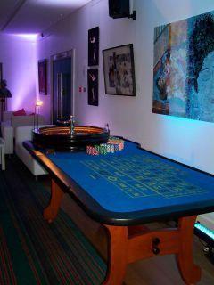 Private Party Casino Hire