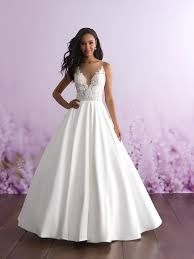 Ex-sample wedding gown