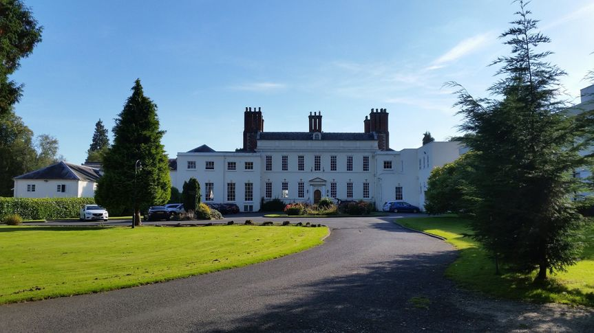 Haughton Hall Hotel & Leisure Club 35