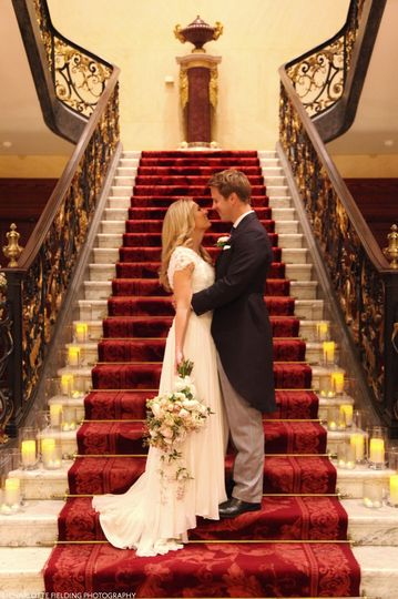 Take time to enjoy your first evening as Mr & Mrs before guests arrive