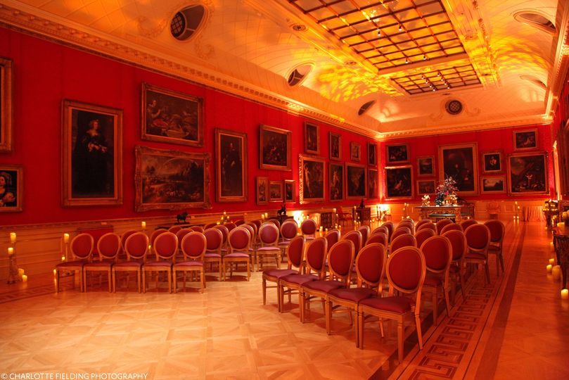 The Great Gallery offers a beautifully memorable space for your blessing or vow renewal