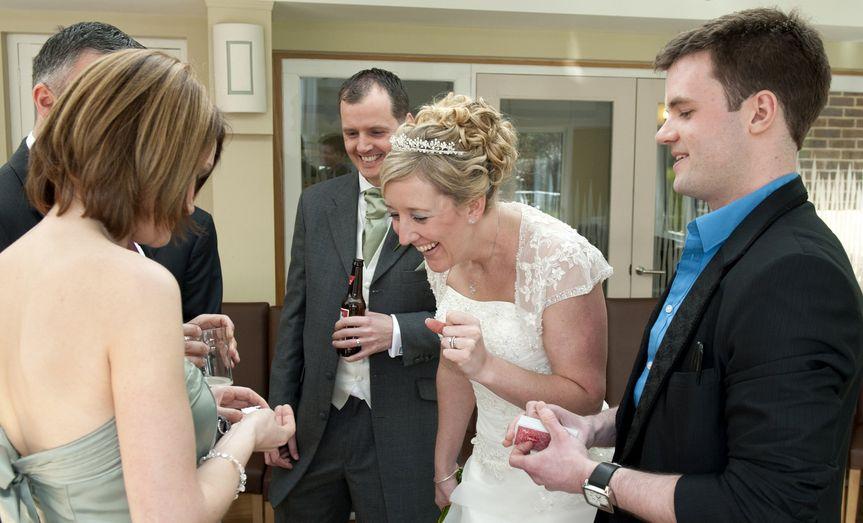 UK Wedding Magician