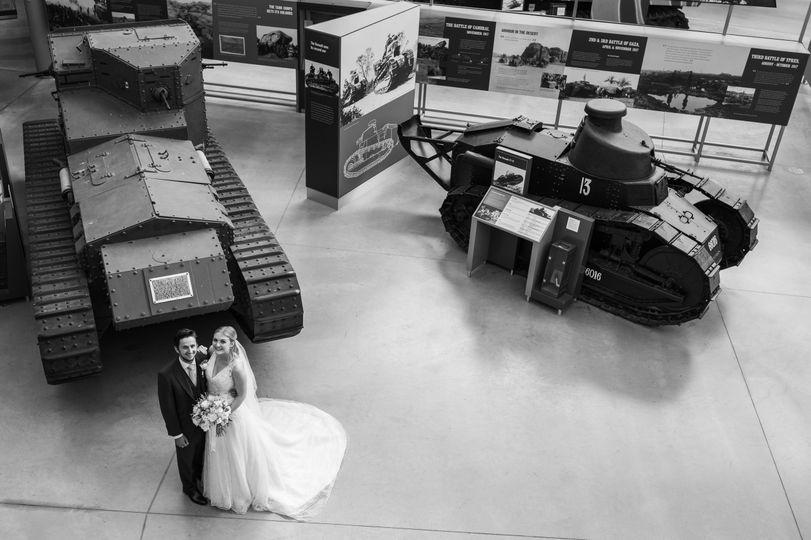 Tank Story Hall photoshoot
