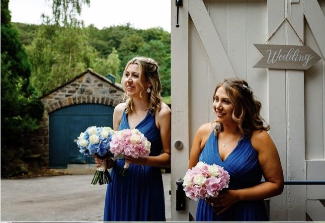 Bridesmaids Hair and Make up