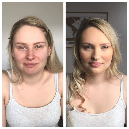 Bridal Make up Trial