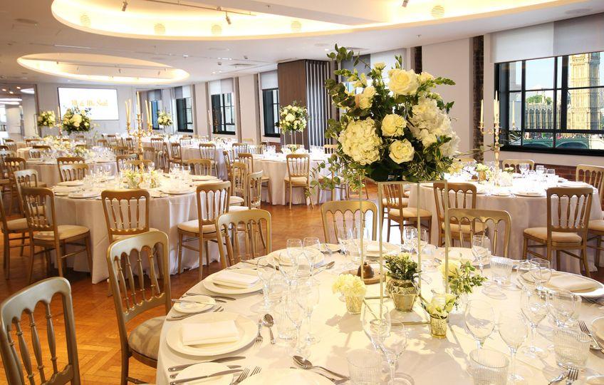 Thames Suite Day Reception
